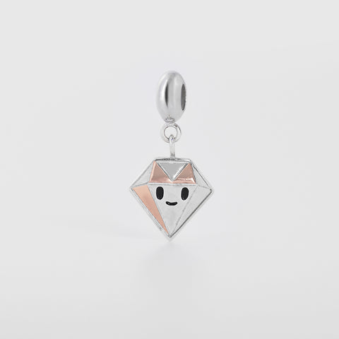 tokidoki Jewelry Collection - 2D Diamonte Charm - ActionCity