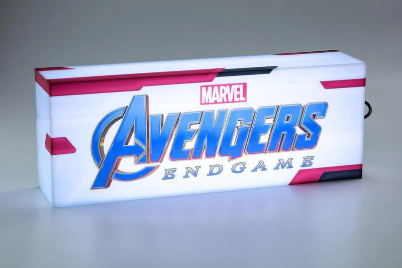 PLIG002N - Avengers:Endgame Light Box (BGLB)
