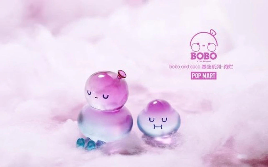 Pop Mart Bobo And Coco Series - Case of 12 Blind Boxes - ActionCity