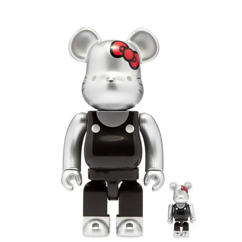 BE@RBRICK Hello Kitty Generation 00s 100% & 400% - ActionCity