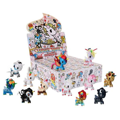 ActionCity Live: tokidoki Unicorno Series 6 - Case of 24 Blind Boxes - ActionCity