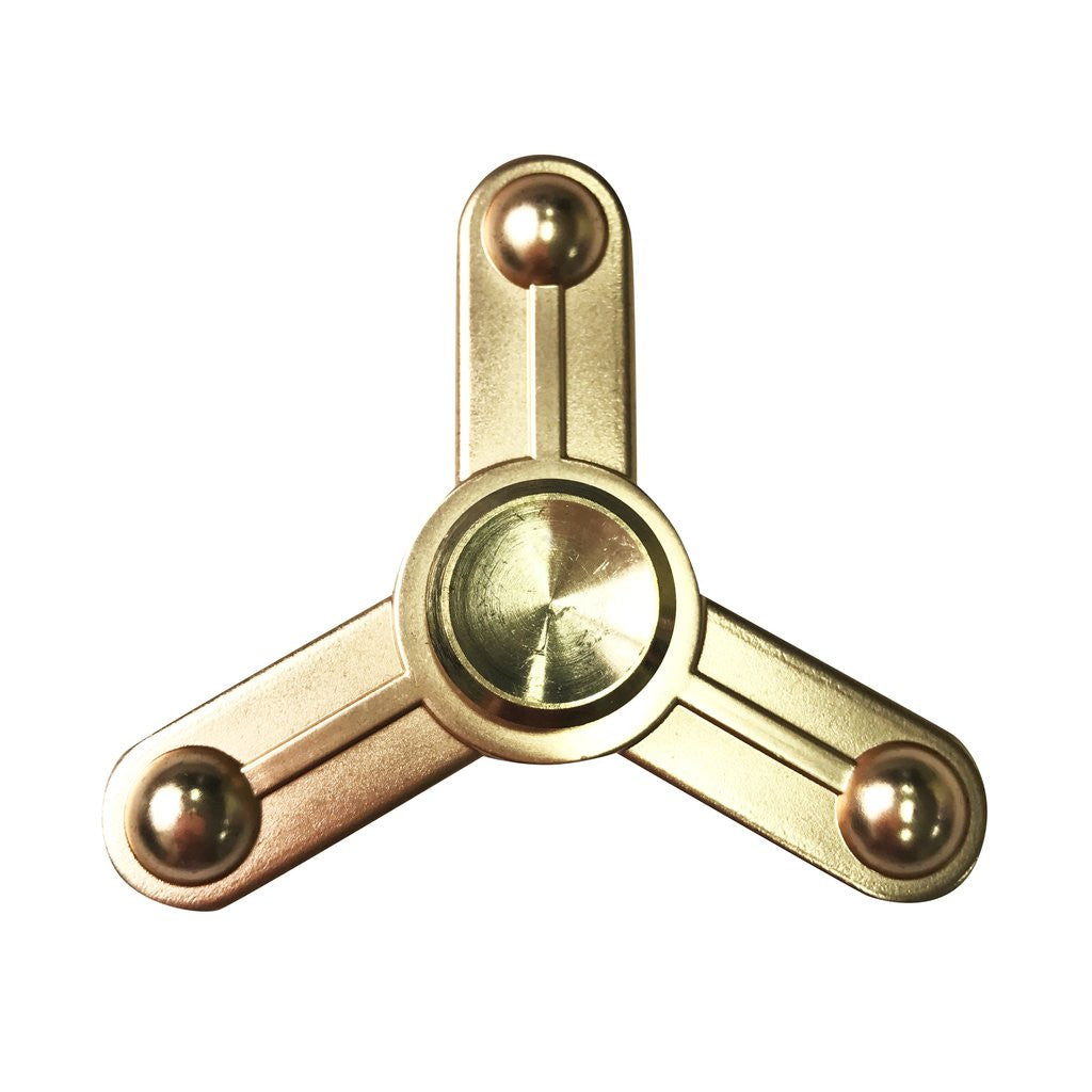 [Ninja-Style] FidgetSpinner - Metal 3-Points Star Spinner