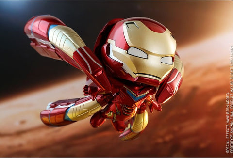Iron Man Mark L (Super Thruster Version) Cosbaby | ActionCity Singapore