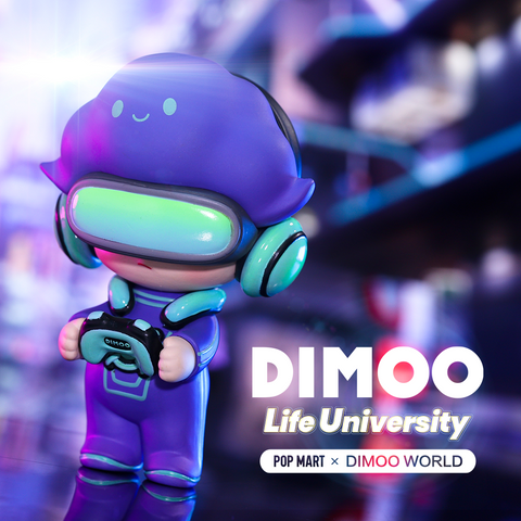 Pop Mart Dimoo Life University Series