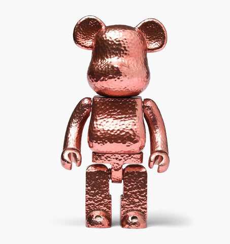 BE@RBRICK Royal Selangor Pink Colour Version 400% - ActionCity