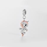 tokidoki Jewelry Collection - Upright Mermicorno Charm - ActionCity