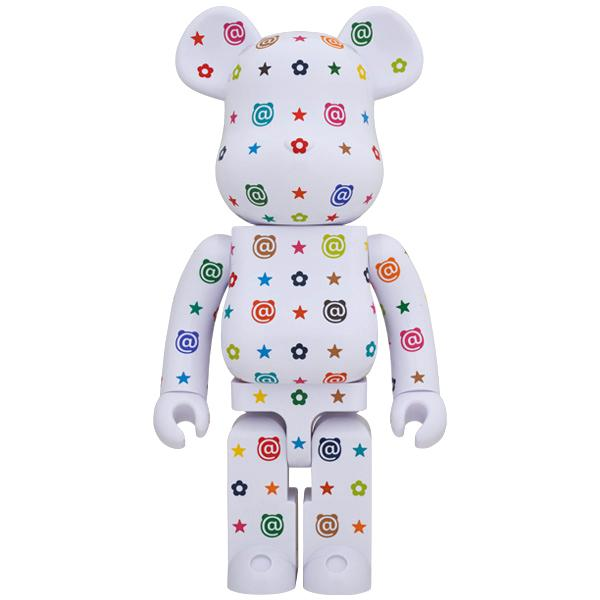 BE@RBRICK Multi Color Monogram 1000%