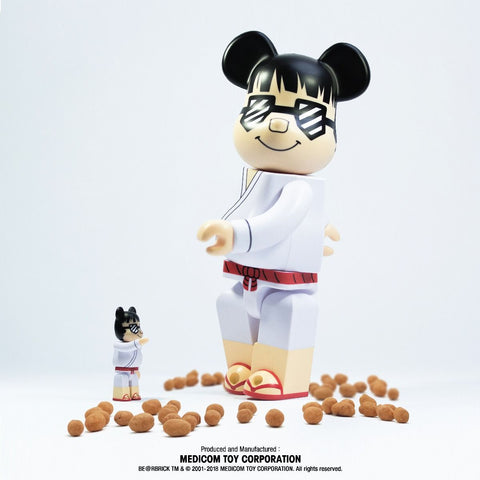 BE@RBRICK Koh-Kae 100% & 400% - ActionCity