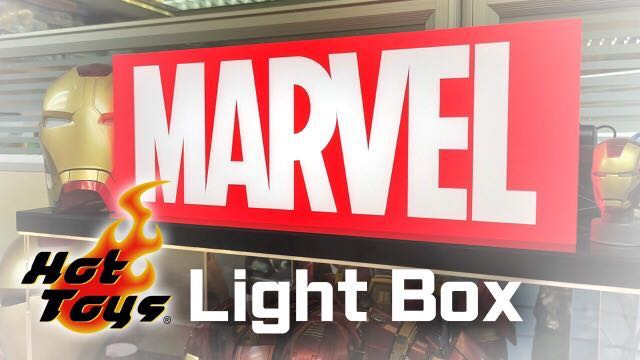 PLIG001N - Marvel Light Box (BGLB)