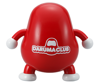 Bandai, Tamashii Nations' Daruma Club Vol. 1 - Blind Box | ActionCity Singapore