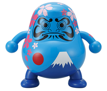 Bandai, Tamashii Nations' Daruma Club Vol. 1 - Fuji & Sakura Daruma | ActionCity Singapore