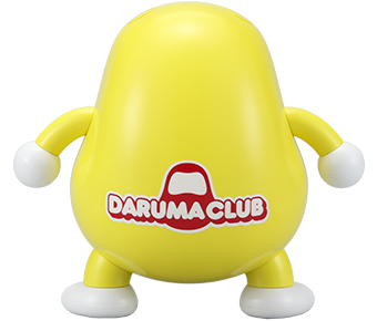 Bandai, Tamashii Nations' Daruma Club Vol. 4 - Blind Box