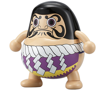 Bandai, Vol. 2 - Sumo Daruma | ActionCity Singapore