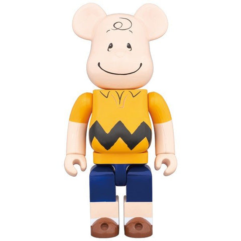 BE@RBRICK Charlie Brown 1000% - ActionCity