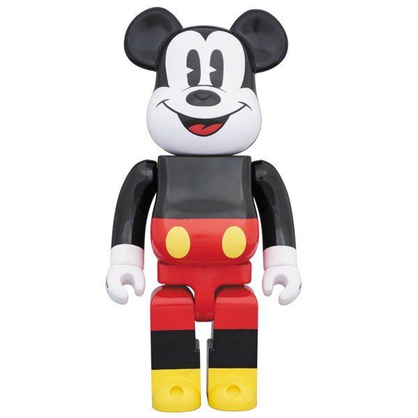 BE@RBRICK Mickey Mouse 1000% - ActionCity