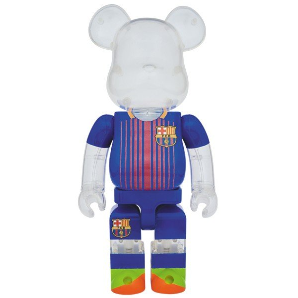 BE@RBRICK F.C Barcelona 1000% - ActionCity