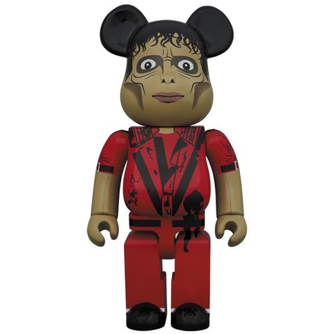 BE@RBRICK Michael Jackson Zombie 1000% - ActionCity