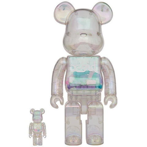 BE@RBRICK X-girl 100% & 400% - ActionCity