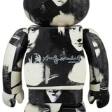 "BE@RBRICK Andy Warhol ""Double Mona Lisa"" 1000% - ActionCity"