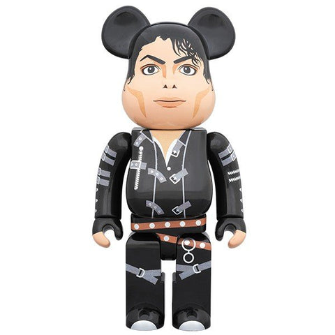 "BE@RBRICK Michael Jackson ""BAD"" 1000% - ActionCity"