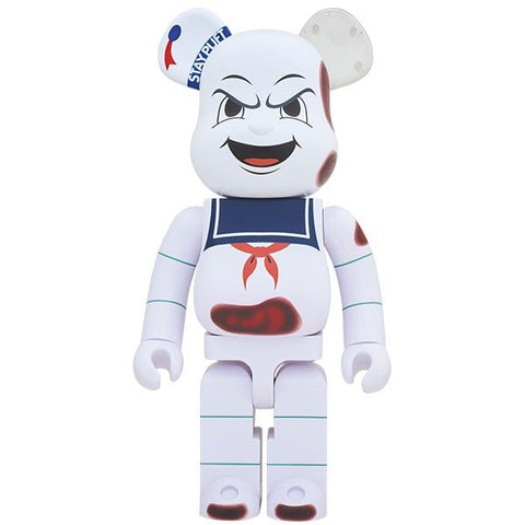 "BE@RBRICK Stay Puft Marshmallow Man ""Anger Face"" 1000% - ActionCity"