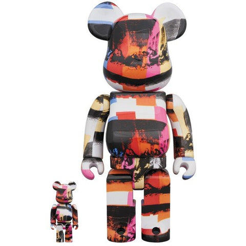 "BE@RBRICK Andy Warhol ""The Last Supper"" 100% & 400%"