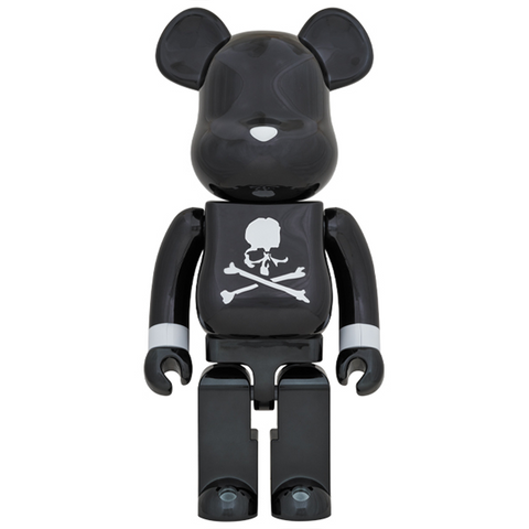 BE@RBRICK Mastermind Japan Black Chrome Version 1000% - ActionCity