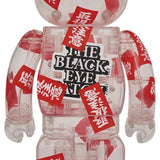 BE@RBRICK BlackEyePatch 400% - ActionCity