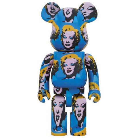 BE@RBRICK Andy Warhol's Marilyn Monroe 1000%