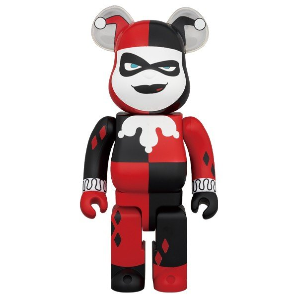 BE@RBRICK Harley Quinn (Batman The Animated Series Ver.) 1000%