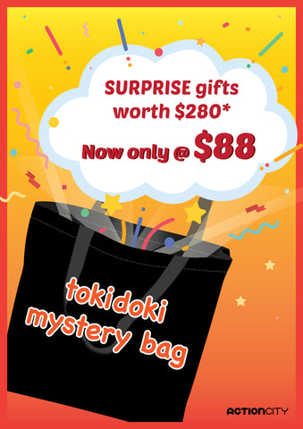 tokidoki Mystery Bag - ActionCity