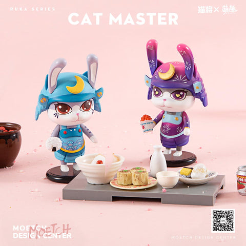 Ruka Cat Master - Case of 12 Blind Boxes - ActionCity