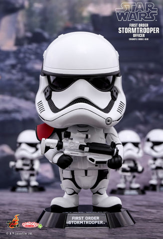 Star Wars The Force Awakens [Hot Toys] Stormtrooper Officer Cosbaby(L) (COSB290) - ActionCity Singapore.