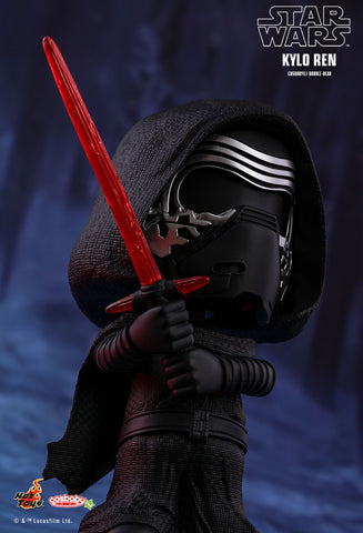 Star Wars The Force Awakens [Hot Toys] Kylo Ren Cosbaby(L) (COSB402) - ActionCity Singapore