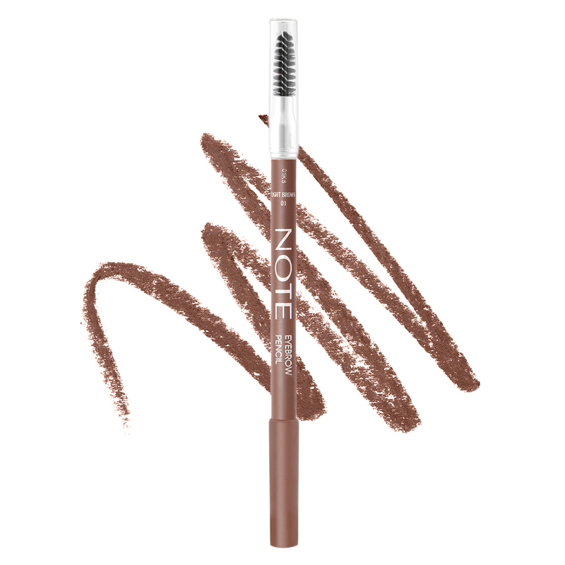 NOTE EYEBROW PENCIL - Note Cosmetics Singapore