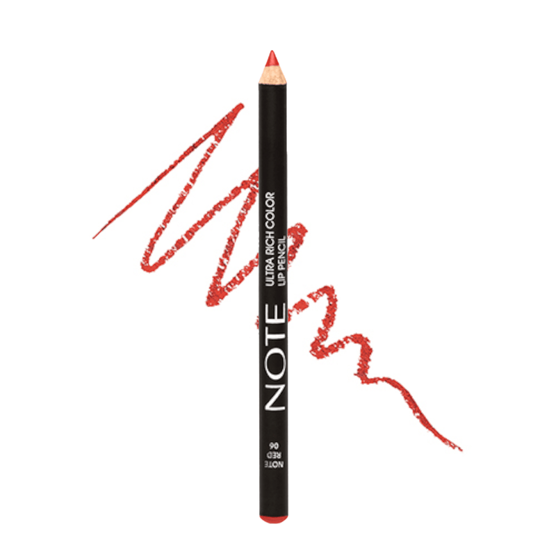 NOTE ULTRA RICH COLOR LIP PENCIL - Note Cosmetics Singapore