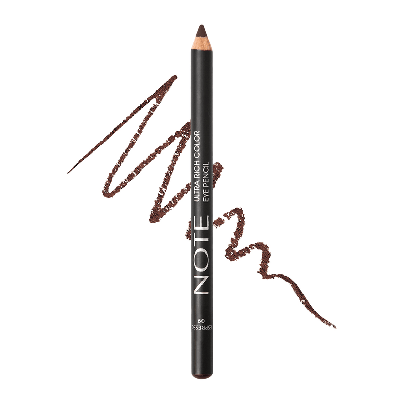 NOTE ULTRA RICH COLOR EYE PENCIL - Note Cosmetics Singapore
