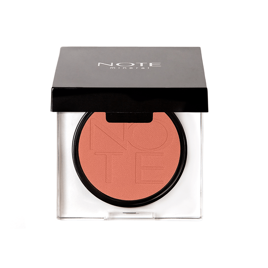 NOTE MINERAL BLUSHER - Note Cosmetics Singapore