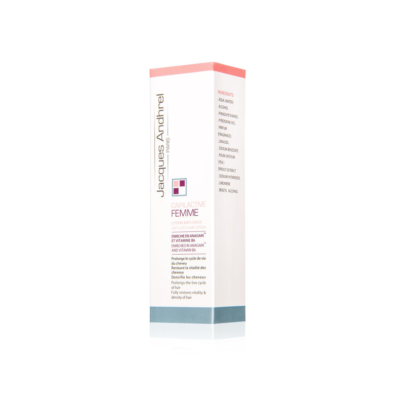 CAPILACTIVE FEMME - ANTI HAIR LOSS LOTION - Note Cosmetics Singapore