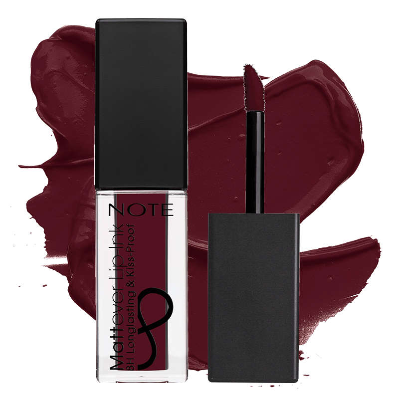NOTE MATTEVER LIP INK - Note Cosmetics Singapore