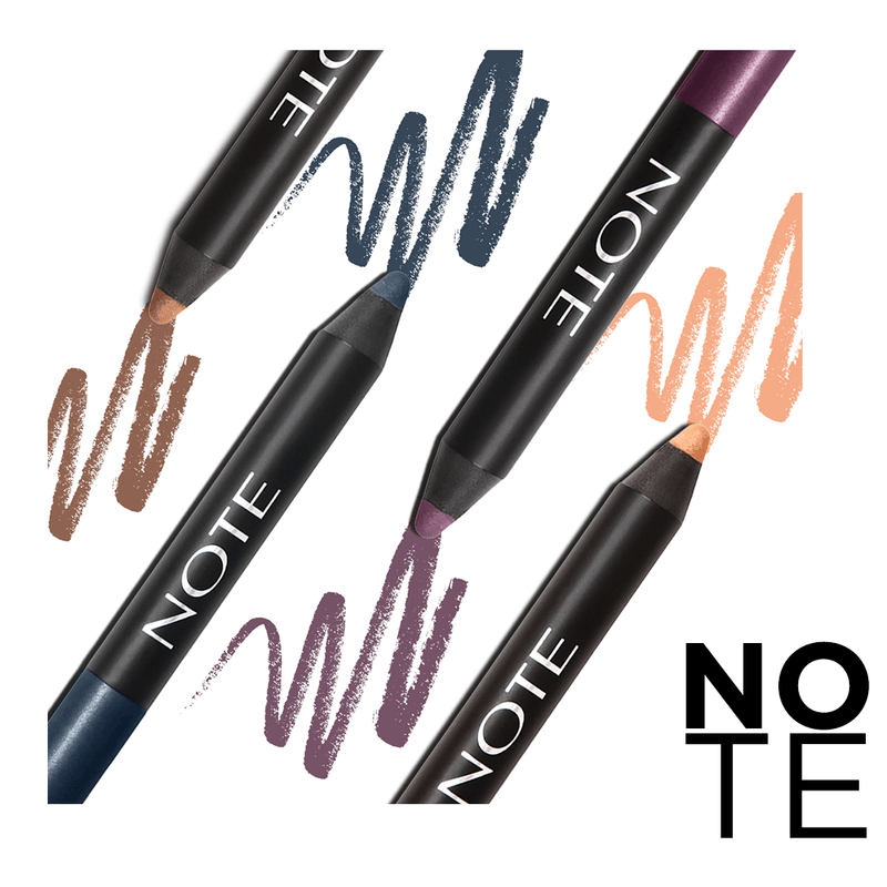 NOTE EYESHADOW PENCIL - Note Cosmetics Singapore
