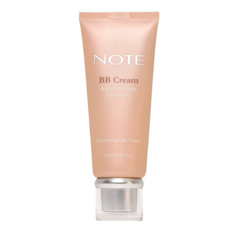 BB CREAM - Note Cosmetics Singapore