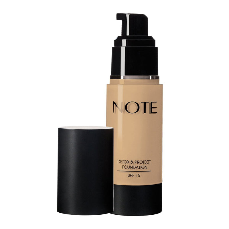 NOTE DETOX AND PROTECT FOUNDATION PUMP