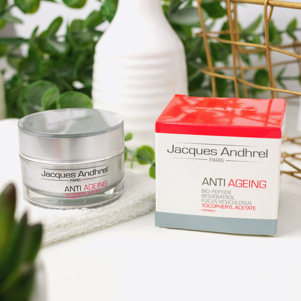 JACQUES ANDHREL - ANTI AGING