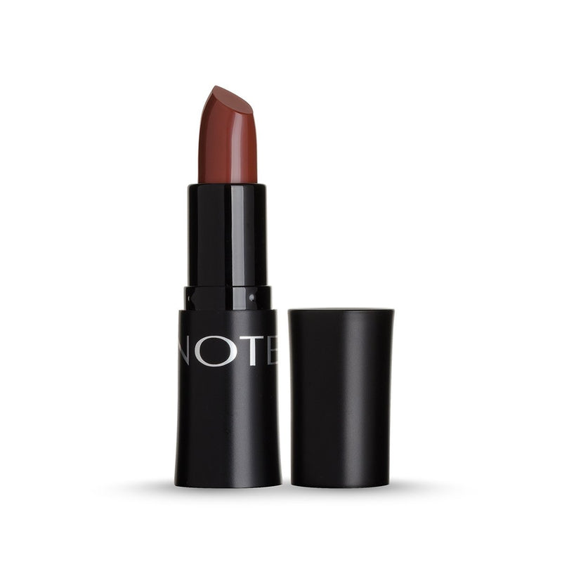NOTE MATTEMOIST LIPSTICK - 315 HOT BROWN - Note Cosmetics Singapore