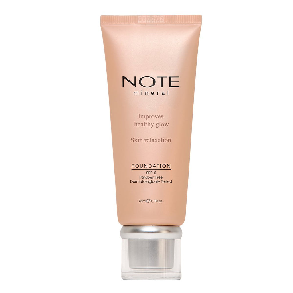 NOTE MINERAL FOUNDATION - Note Cosmetics Singapore