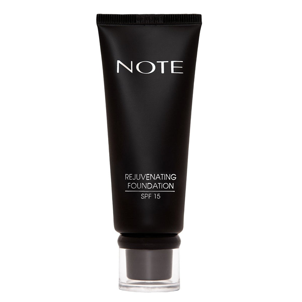 NOTE REJUVENATING FOUNDATION TUBE - Note Cosmetics Singapore