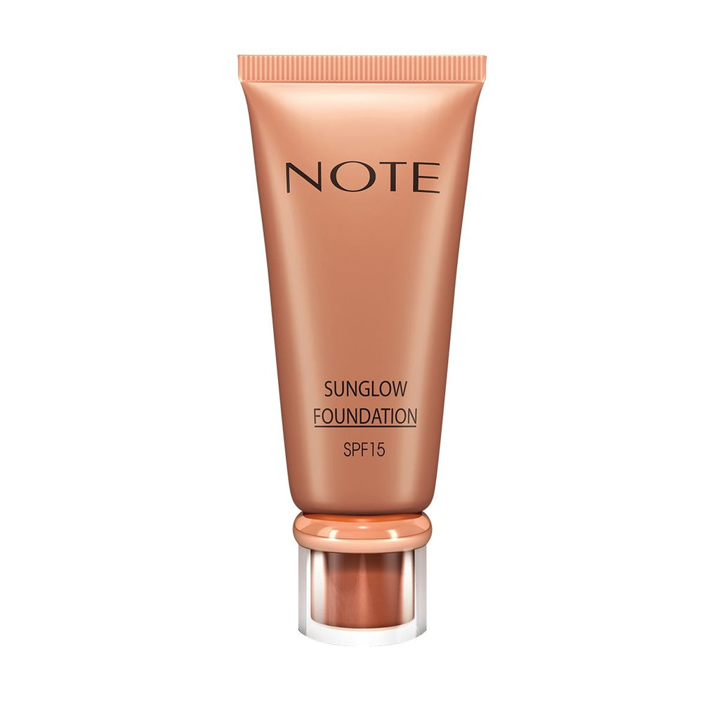 NOTE SUNGLOW FOUNDATION - Note Cosmetics Singapore