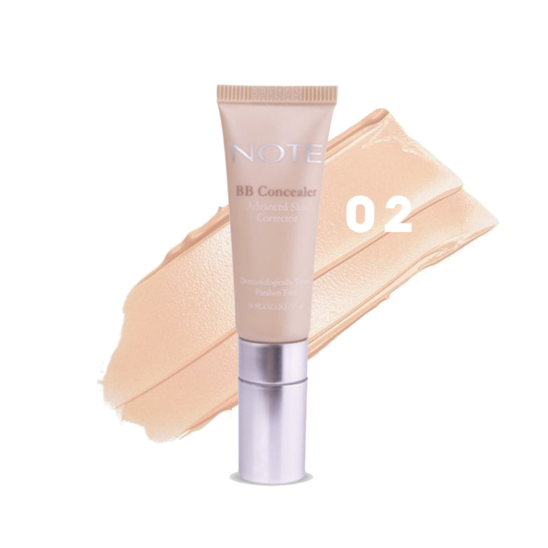 BB CONCEALER - Note Cosmetics Singapore