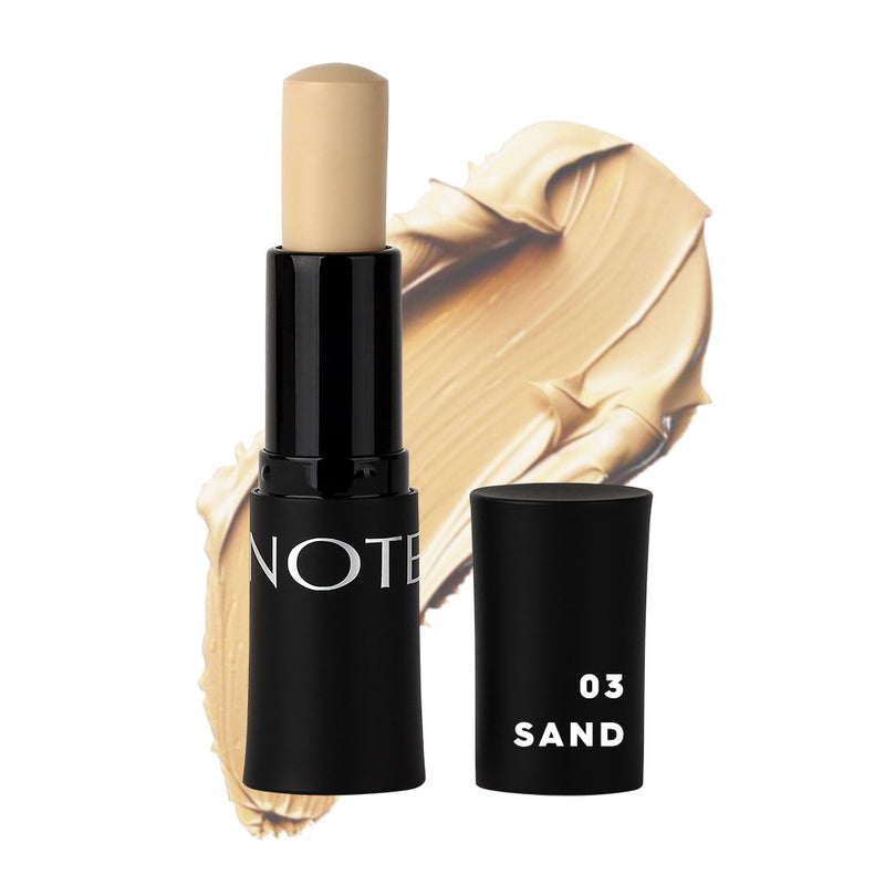 NOTE FULL COVERAGE STICK CONCEALER - Note Cosmetics Singapore